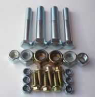 Rear Suspension Bolt kit